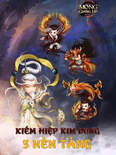 Chơi Mộng Giang Hồ on PC 7