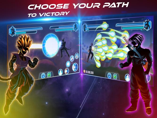 Play Dragon Shadow Battle Warriors: Super Hero Legend on PC 13