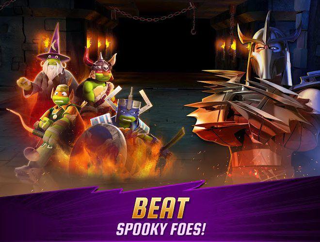Chơi Ninja Turtles: Legends on PC 14
