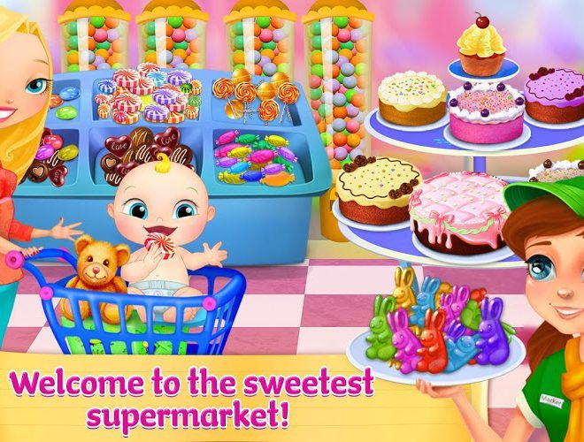 Play Supermarket Girl on PC 14