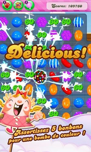 Jouez à  Candy Crush sur PC 3