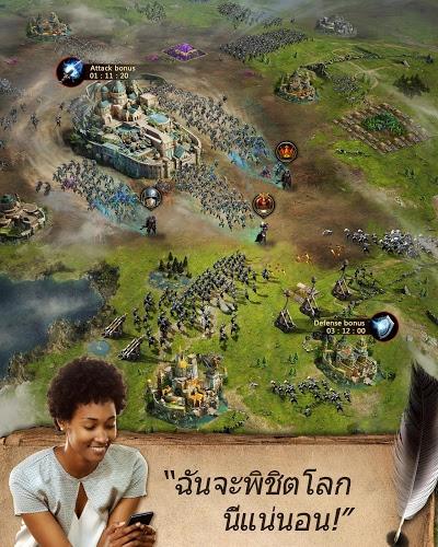 เล่น Clash of Queens on PC 13