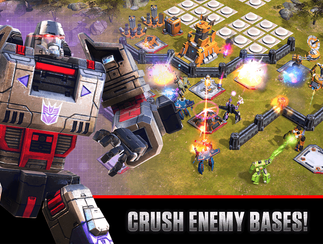 Play Transformers: Earth Wars on PC 13