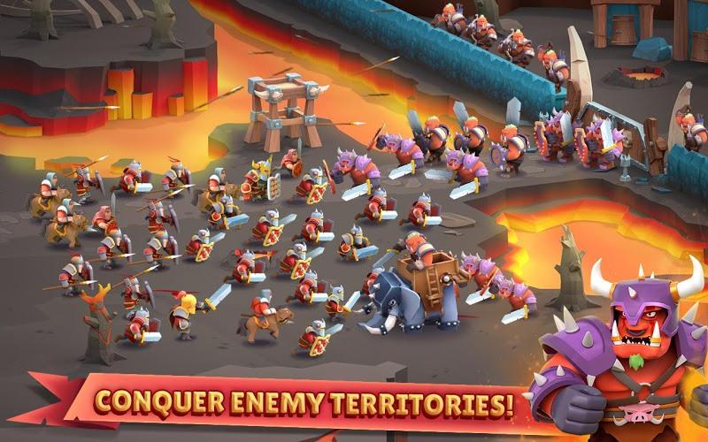 Играй Game of Warriors На ПК 10