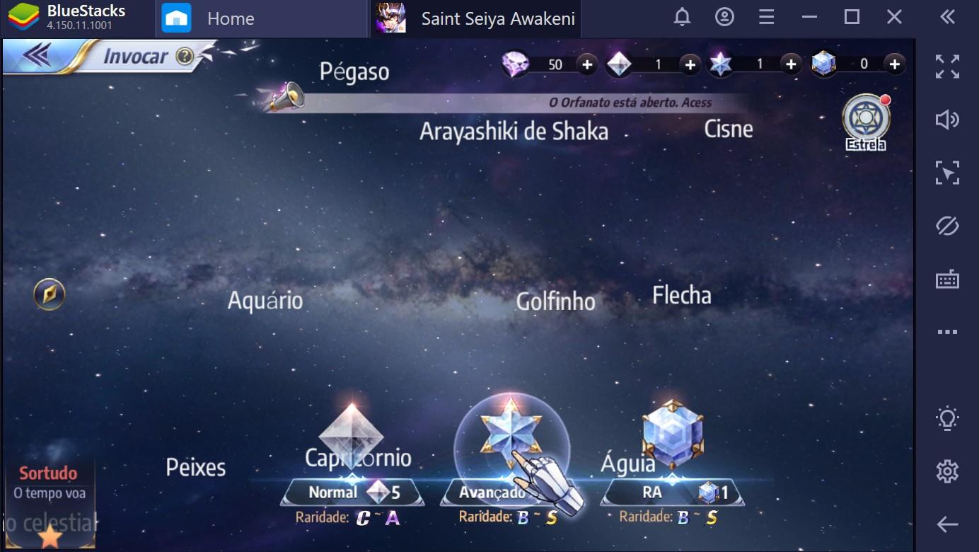 Saint Seiya Awakening no PC: como invocar e liberar o poder de Divine Cloth Phoenix Ikki