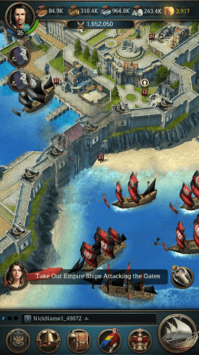 Play Oceans & Empires on PC 23