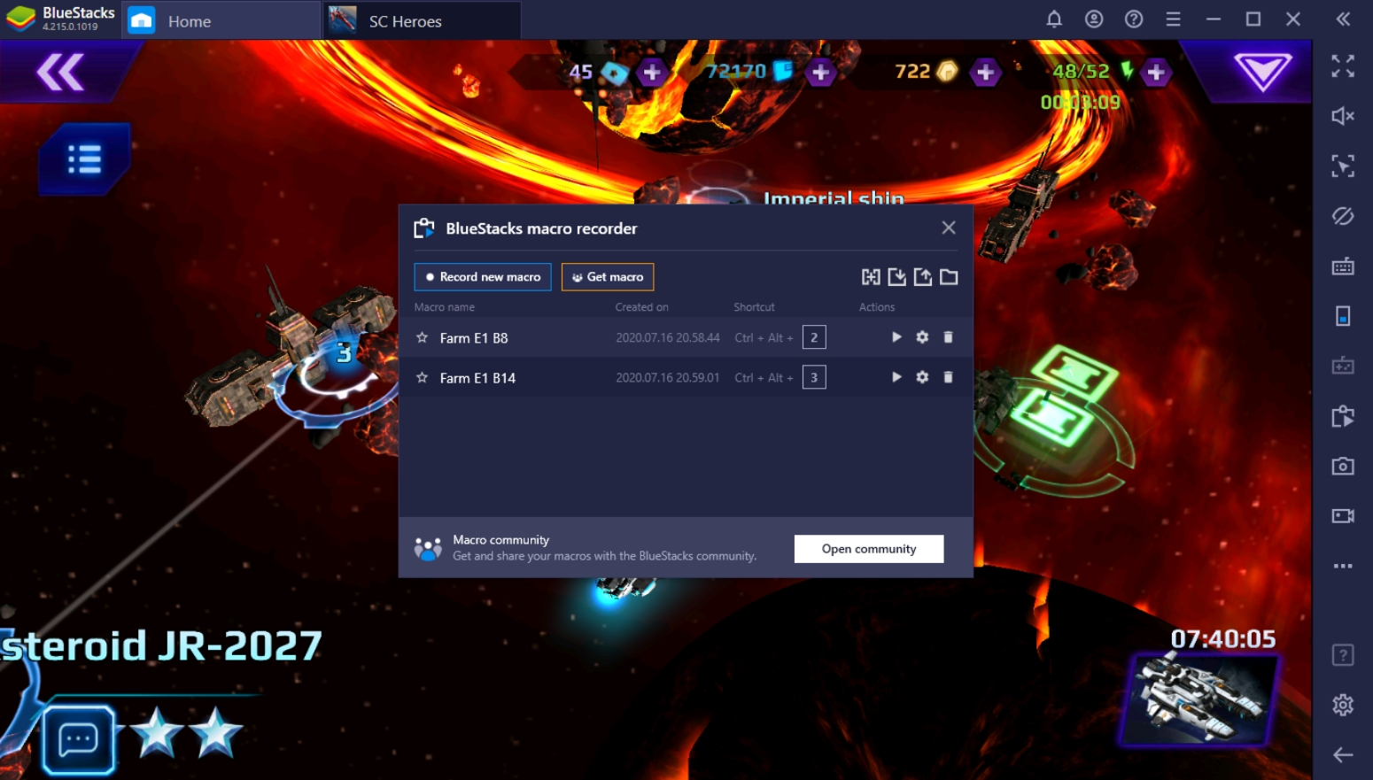 The Journey Begins in Star Conflict Heroes with BlueStacks on PC