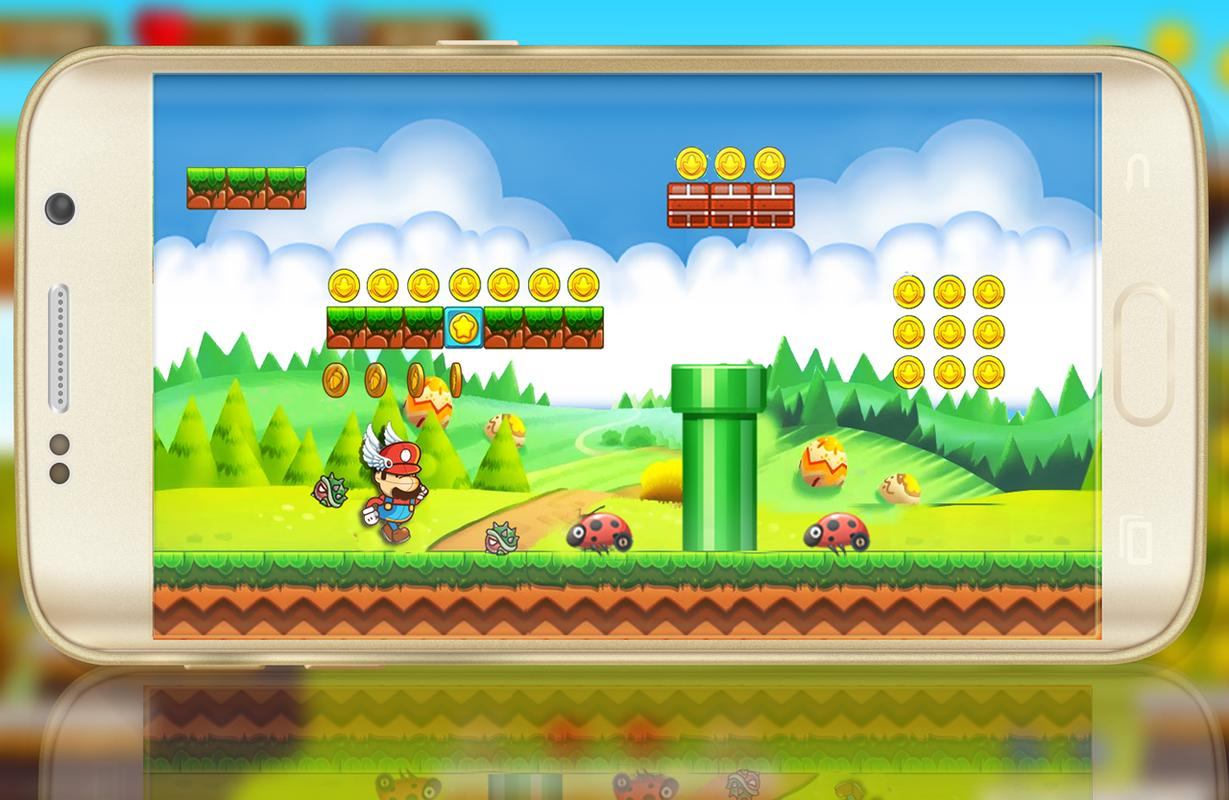 Download Super Adventure Of Smash Bros on PC with BlueStacks