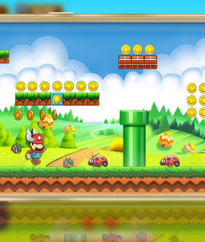 Play Super Adventure Of Smash Bros on PC 7
