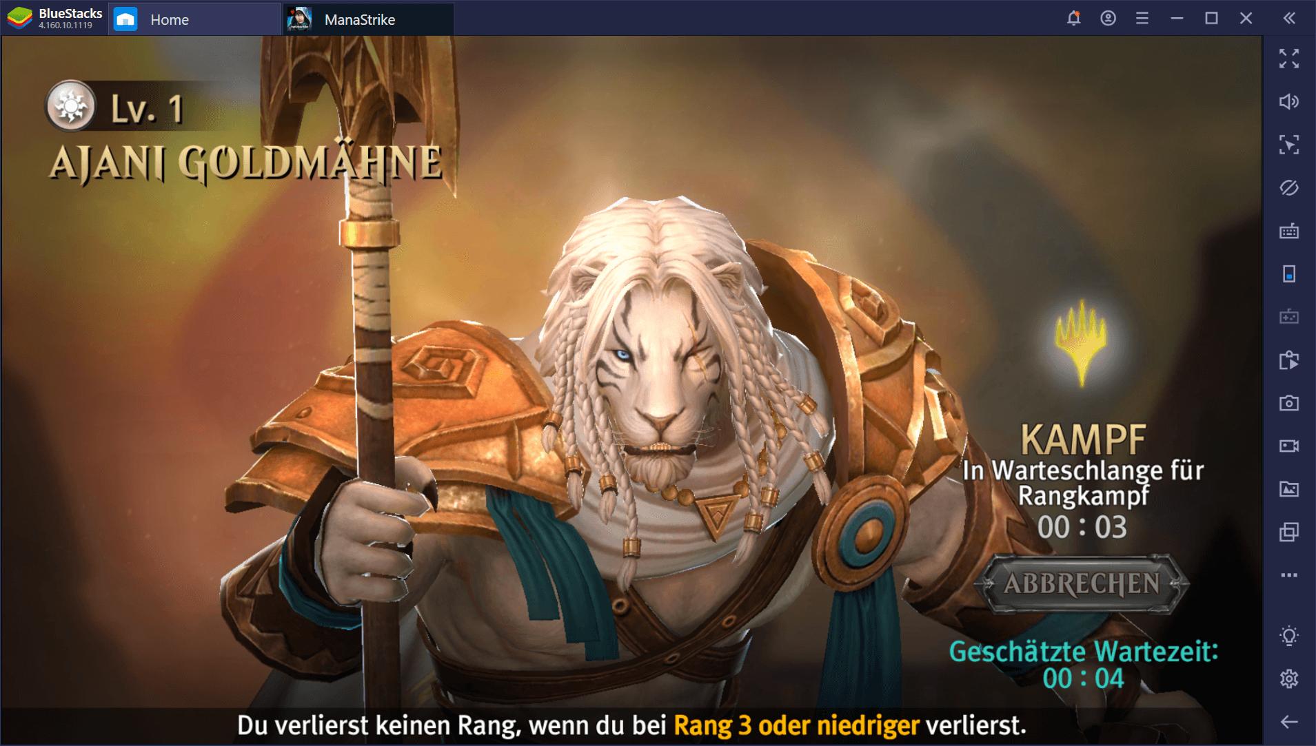 Anfänger-Guide zu Magic: ManaStrike auf dem PC