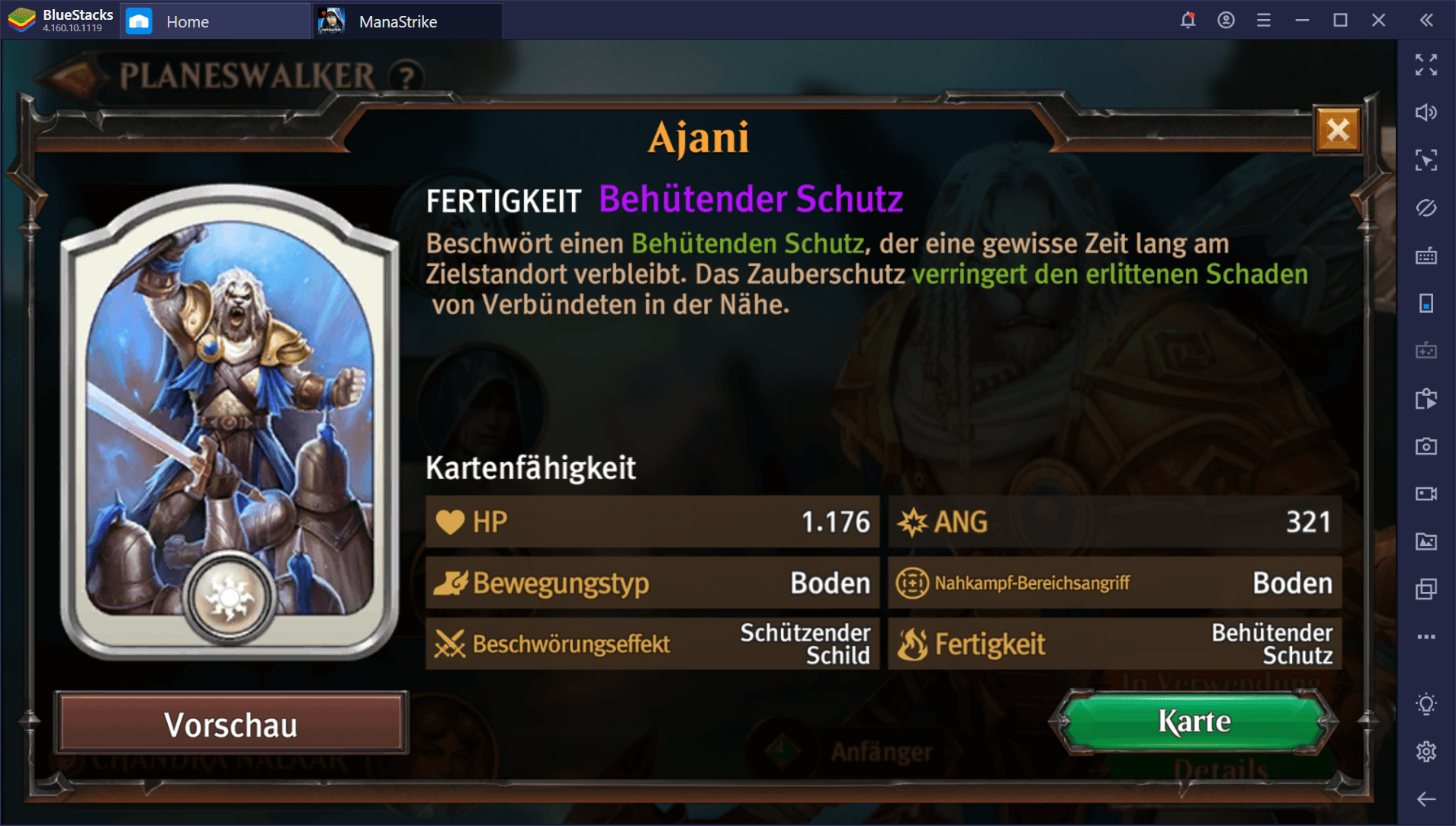 So spielst du Magic: ManaStrike auf BlueStacks