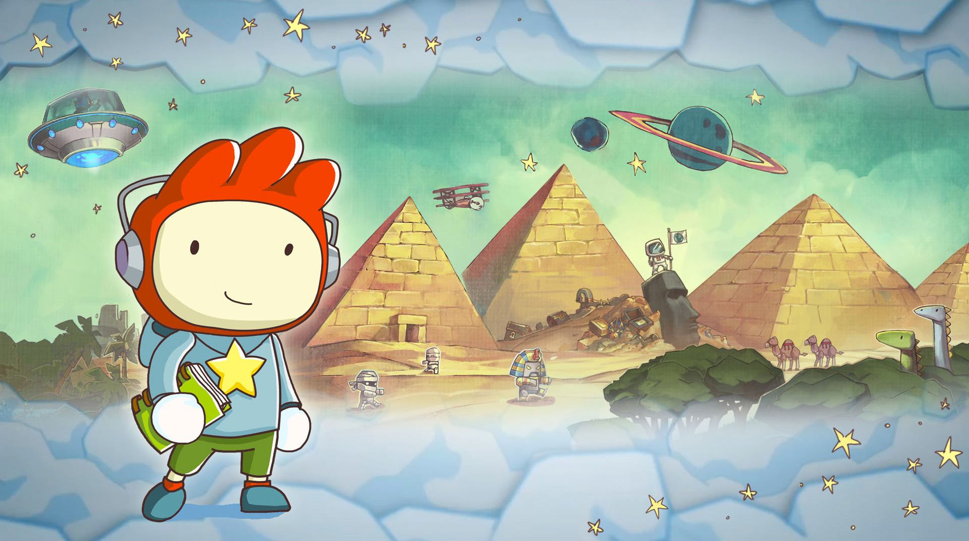 Download Scribblenauts Unlimited on PC with BlueStacks