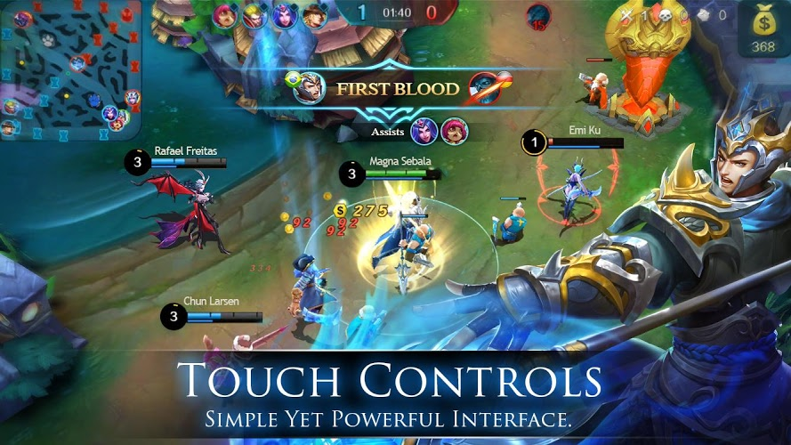 play mobile legends bang bang on pc with bluestacks
