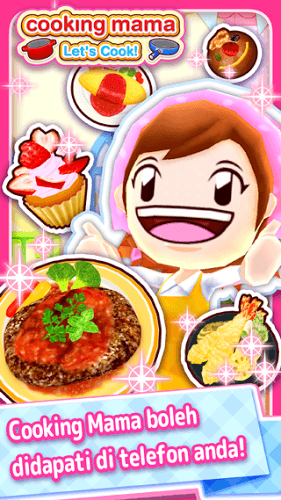 Main Cooking Mama on PC 3