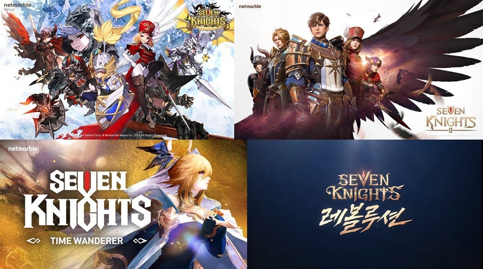 PC로 만날 수 있는 또 하나의 세븐나이츠, 세븐나이츠 레볼루션 공식 PV 최초 공개!