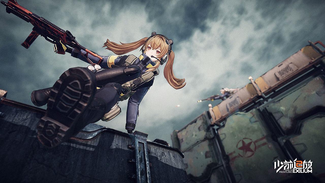 《少女前線 2:追放》公開最新 CG 宣傳影片、戰鬥及休息室實機畫面 預計 6 月展開測試