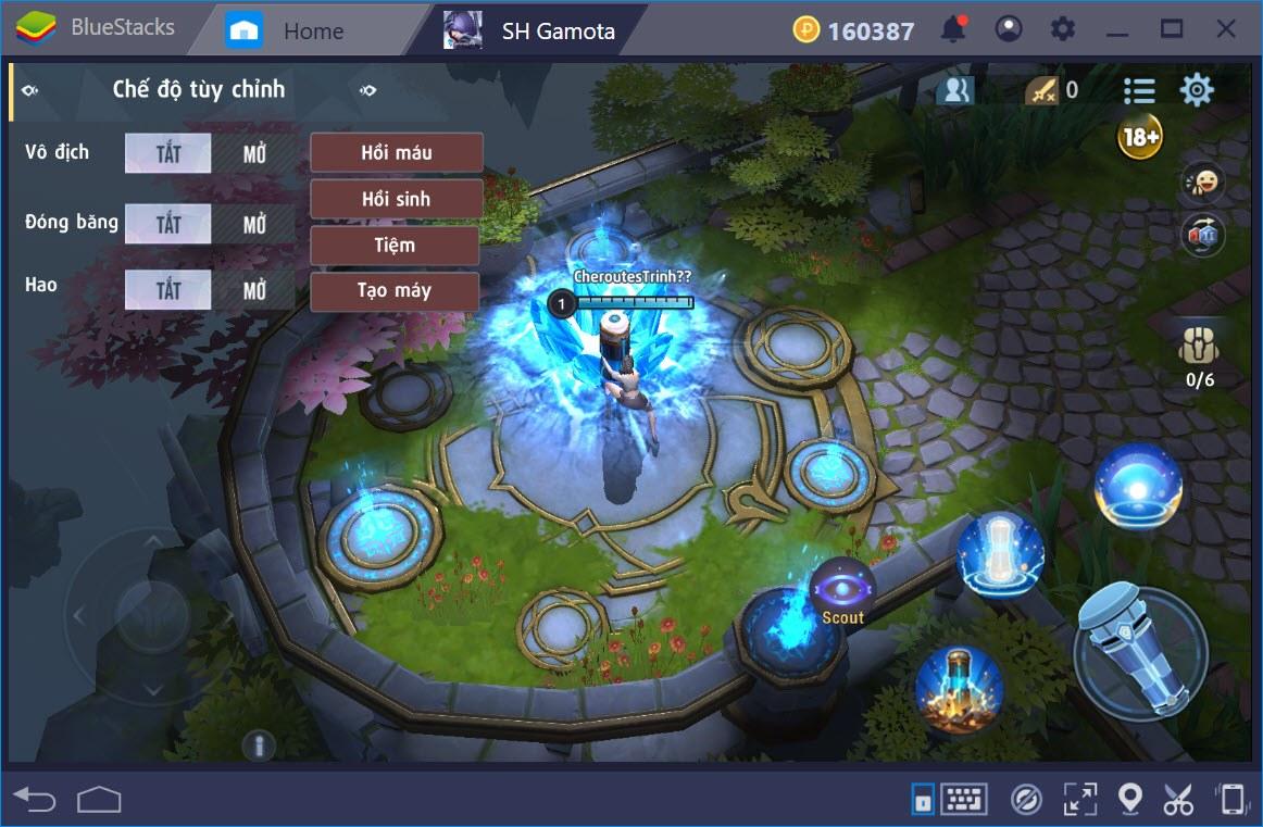 Giới thiệu hệ thống vũ khí trong Survival Heroes Gamota
