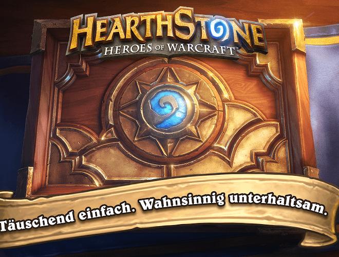 Spiele Hearthstone app auf PC 8