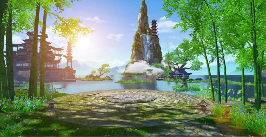 《四海八荒之枕上琴》即將上線,用BlueStacks體驗電腦版高清遊戲!