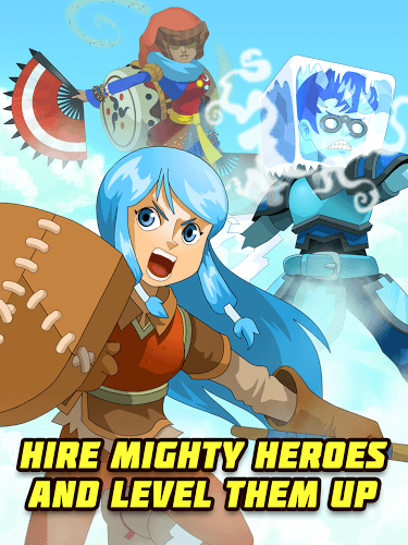 Play Clicker Heroes on pc 14