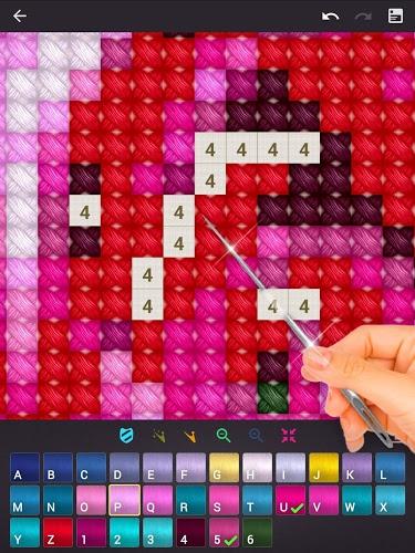 Играй Cross Stitch На ПК 9