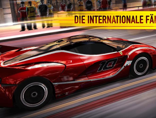 Spielen CSR Racing on PC 5