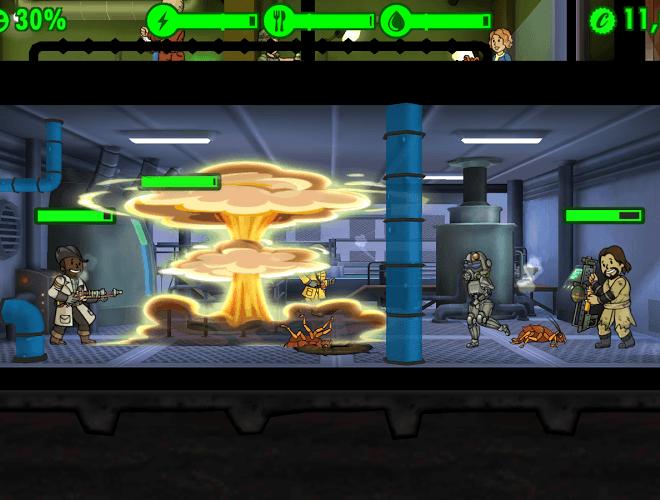 Jouez à  Fallout Shelter sur PC 8