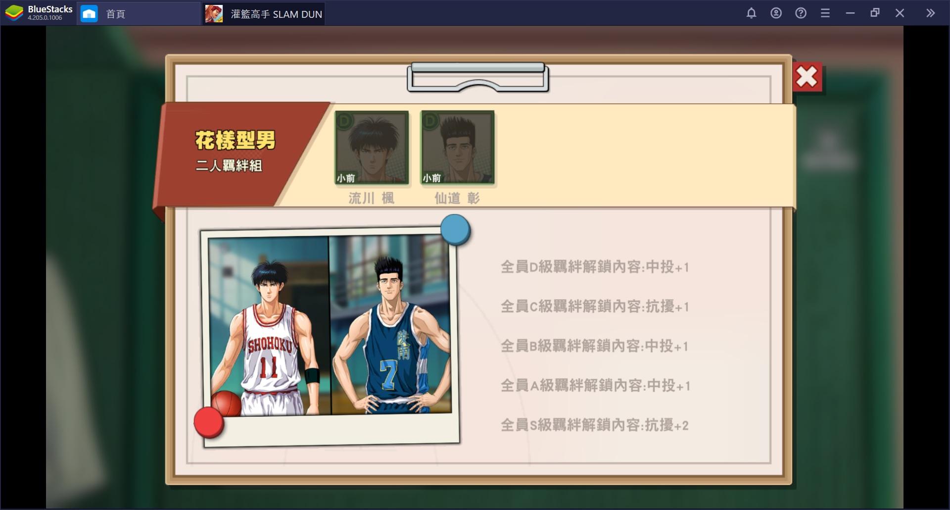 《灌籃高手SLAM DUNK》:五名核心球員之介紹