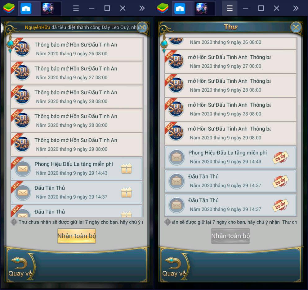 Lưu ý không thể bỏ qua cho người mới chơi Soul Land: Đấu La Đại Lục