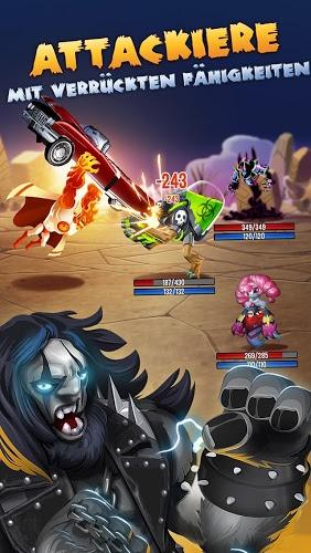 Spielen Monster Legends on PC 4