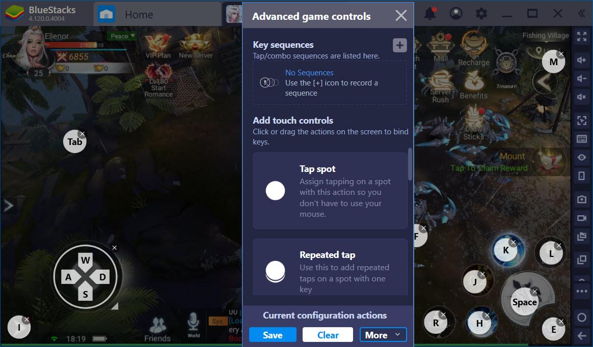 Game Controls có thực sự cần thiết khi chơi Swords & Summoners?