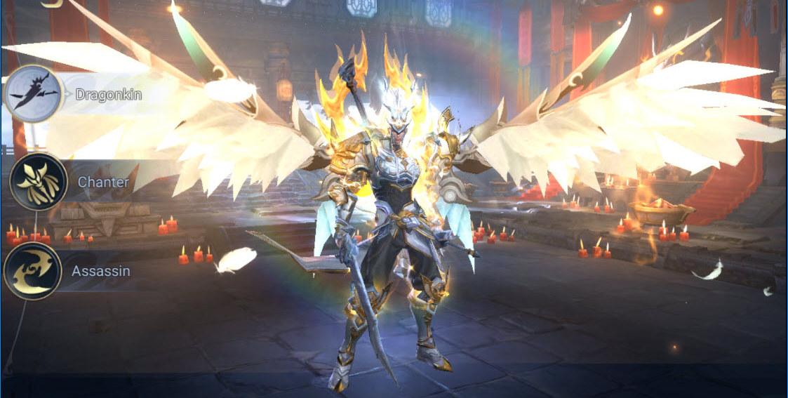 Chiến binh thần thánh nào sẽ đồng hành cùng bạn trong Swords & Summoners