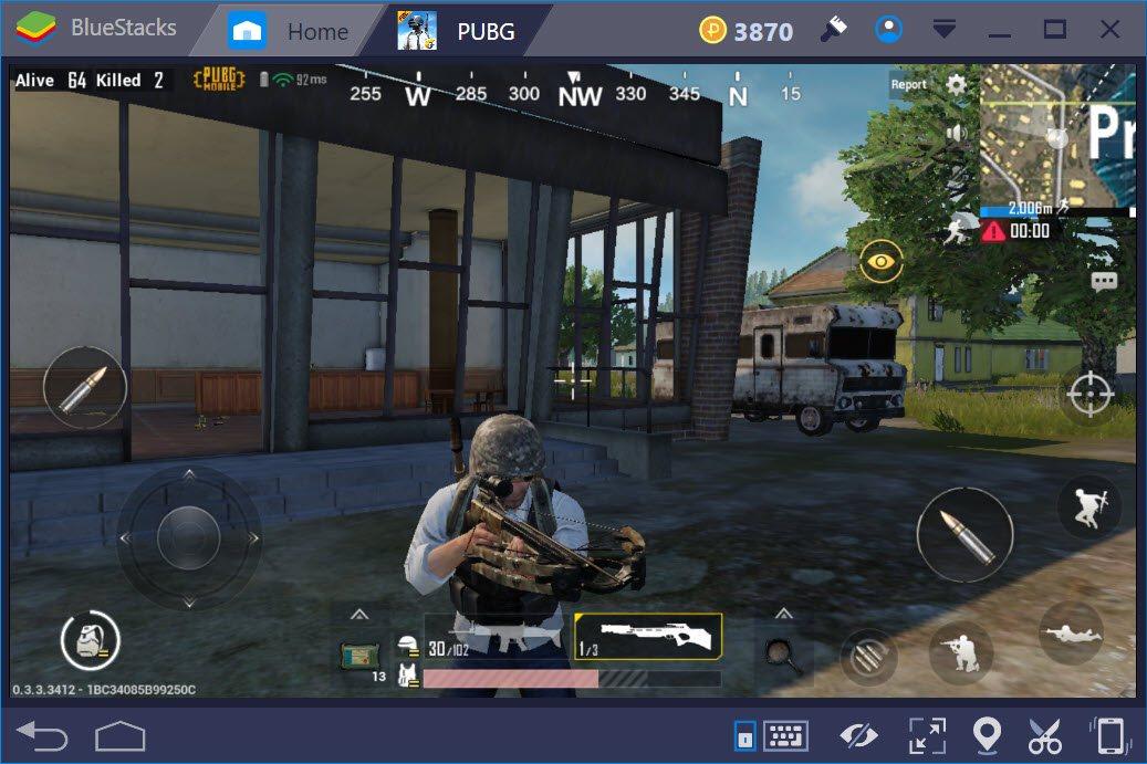 10 tính năng trên PUBG Mobile mà PUBG PC không có