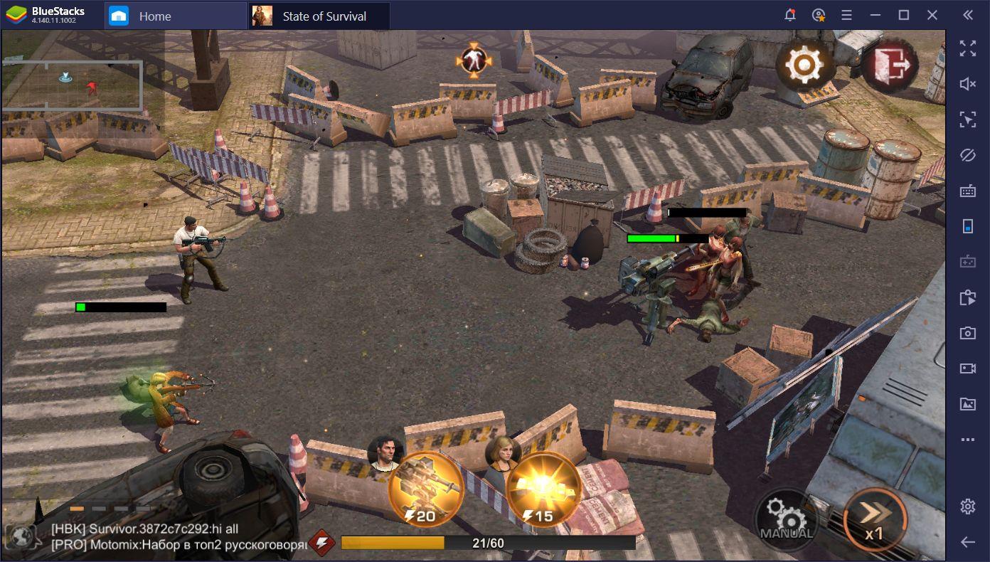 State of Survival trên PC: Những khái niệm cơ bản cần nắm bắt