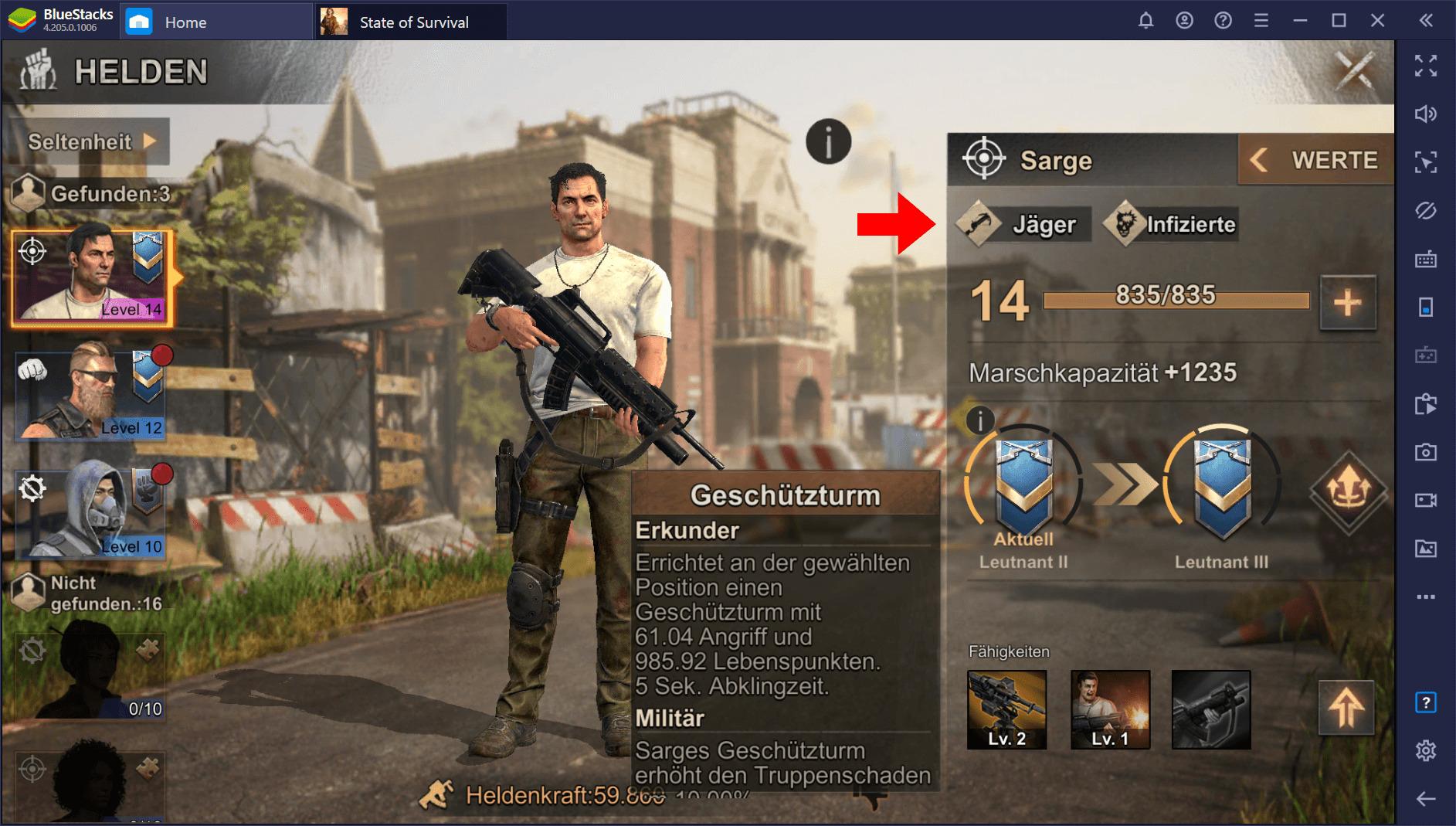 State of Survival auf dem PC: Guide zum Sieg auf dem Erkundungspfad