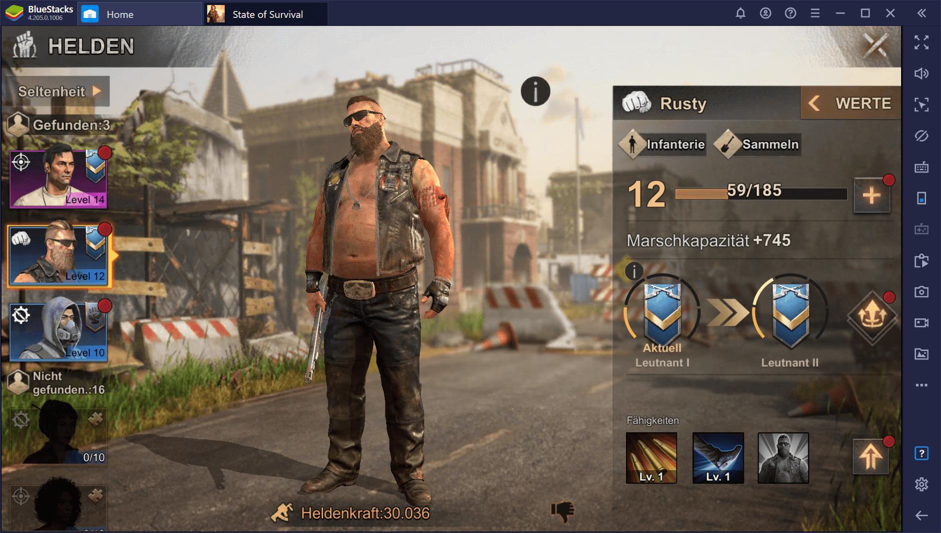 State of Survival auf dem PC: So steigerst du schnell deine Kampfkraft