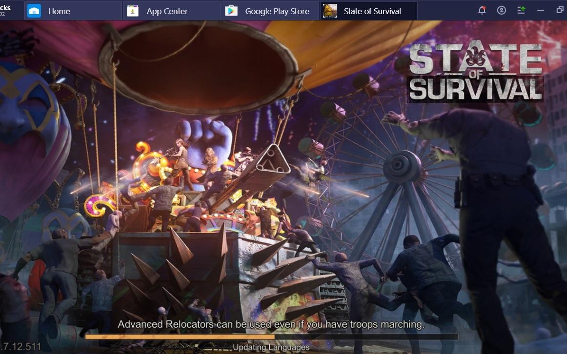เพราะอะไรการเล่น State of Survival บน BlueStacks ถึงดีกว่า?