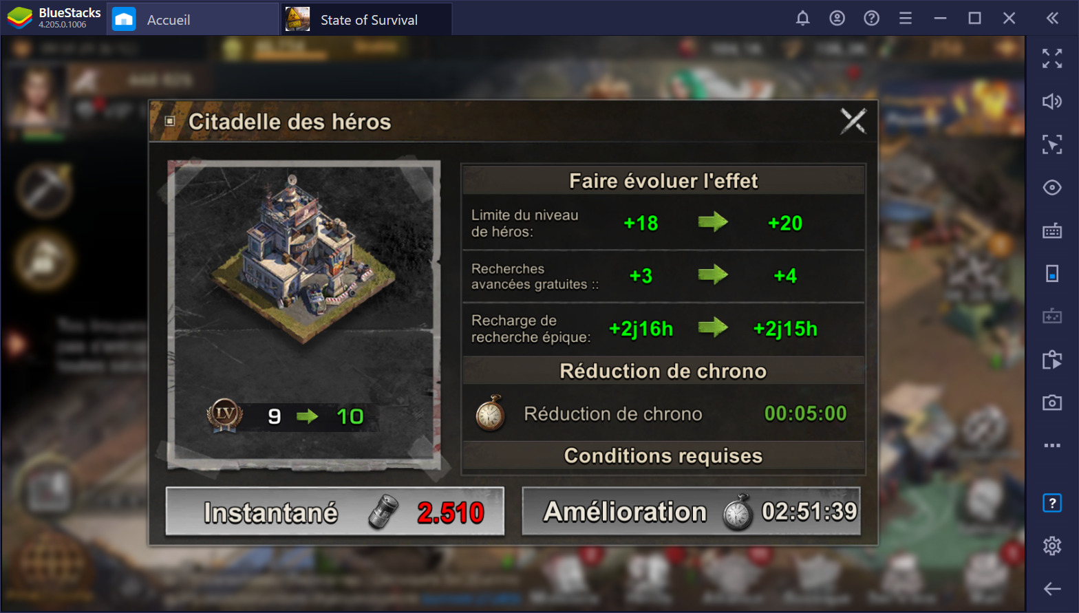 State of Survival sur PC – Guide pour progresser dans le Sentier des explorateurs