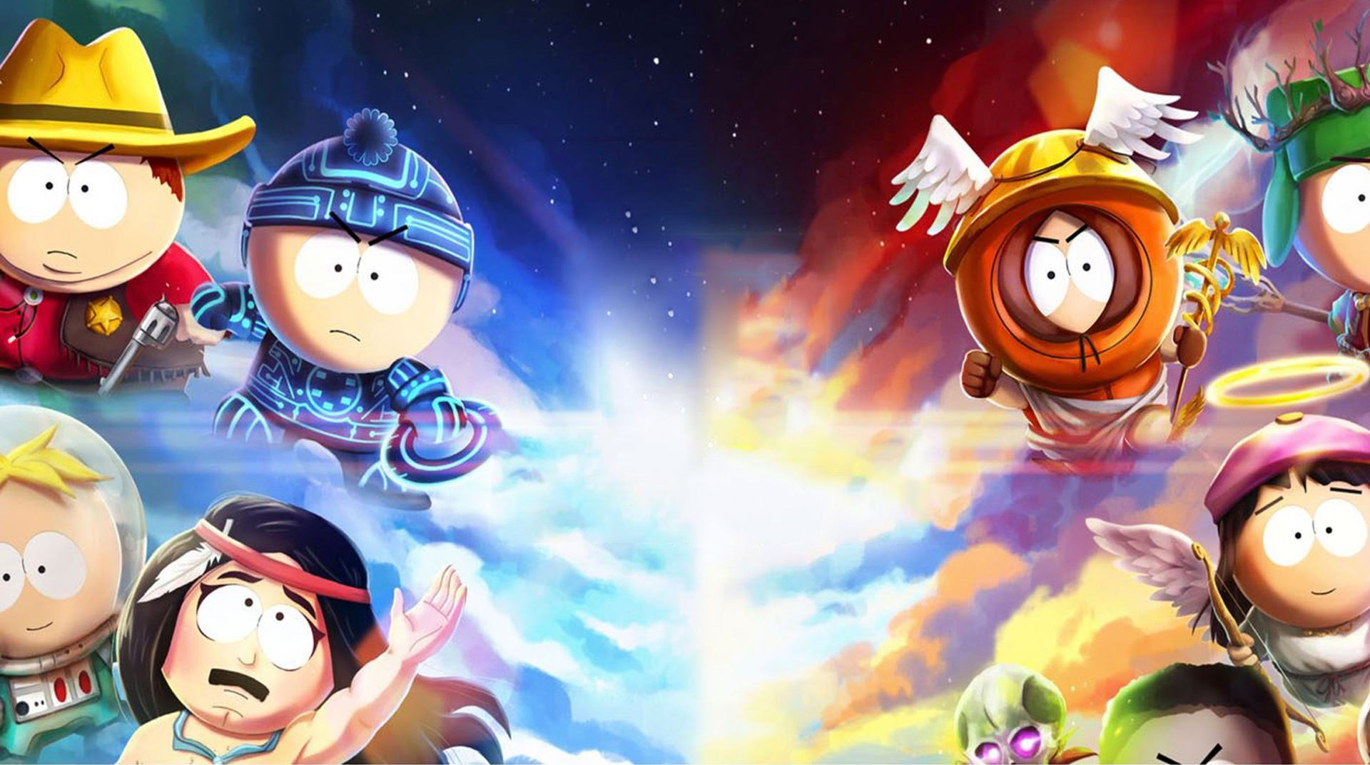 Download South Park On Pc With Bluestacks