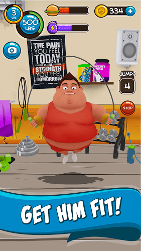 Play Fit the Fat 2 on PC 2