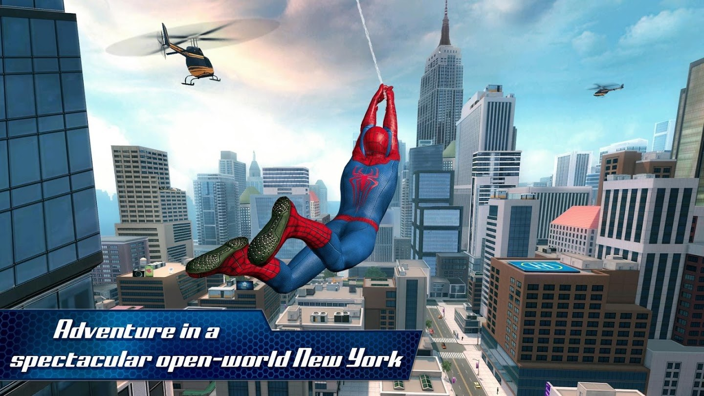 the amazing spider man 2 game free download for pc windows 10