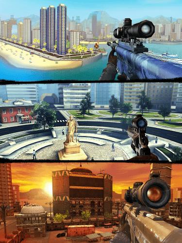 Sniper 3D Assassin İndirin ve PC'de Oynayın 9