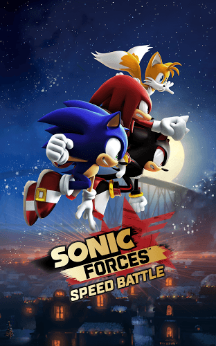 Играй Sonic Forces: Speed Battle На ПК 15