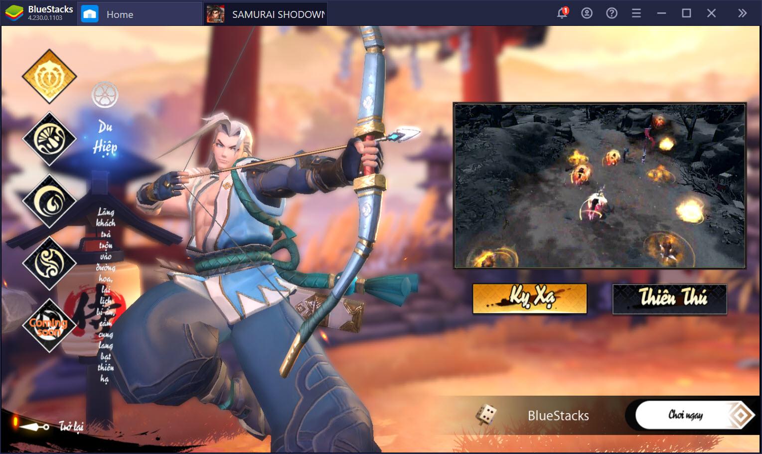 SAMURAI SHODOWN: The Legend of Samurai – Con đường samurai nào bạn nên chọn?