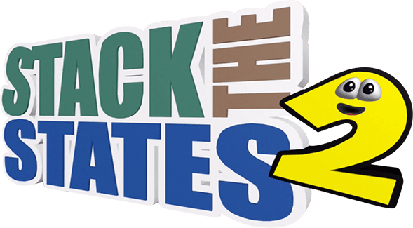 Play Stack the States 2 on PC