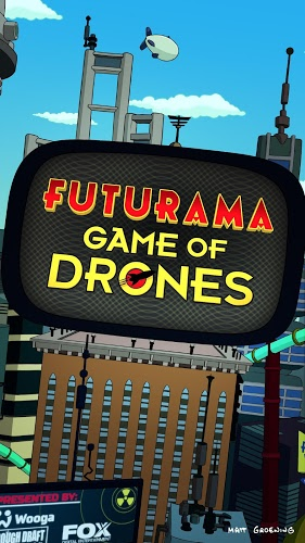 Играй Futurama: Game of Drones На ПК 9