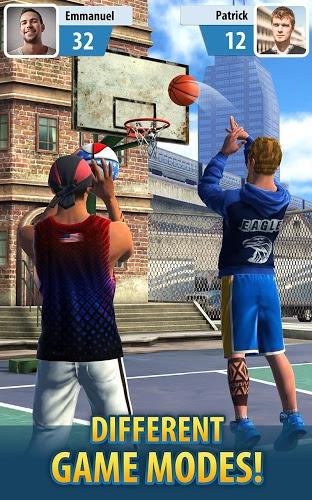 Play Basketball Stars on PC 2