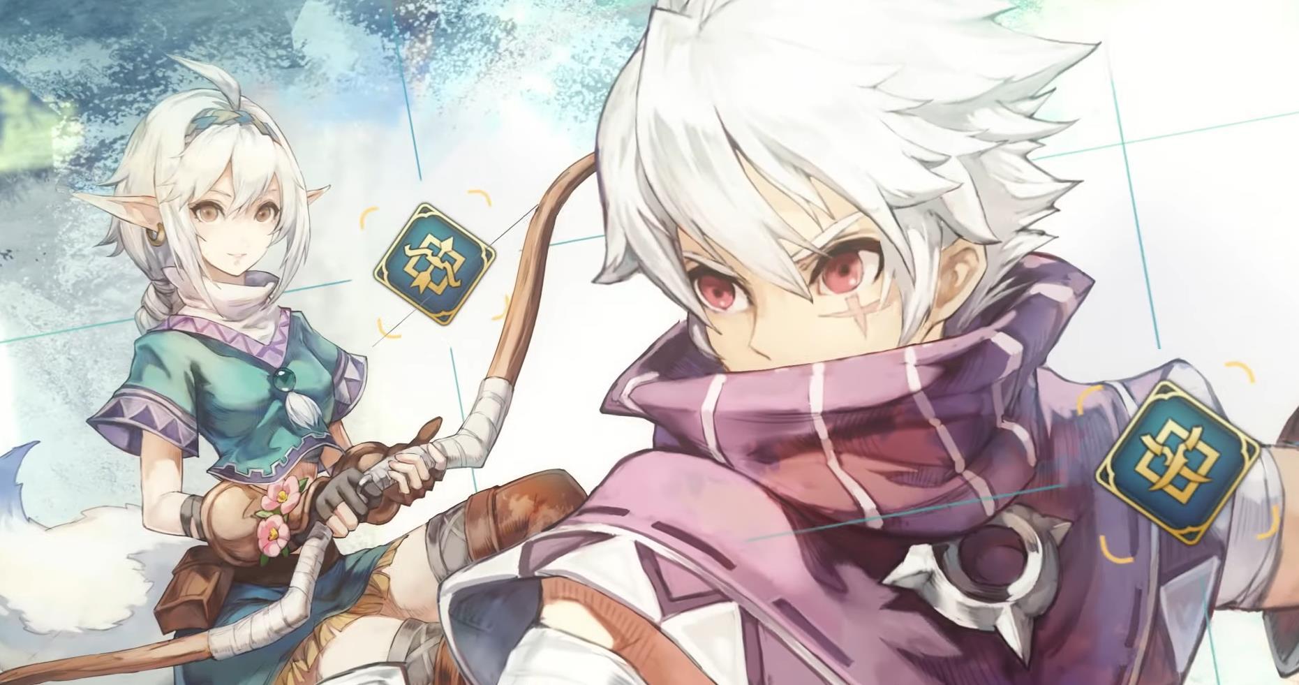 日本國民級線上RPG手遊《伊蘇6~納比斯汀的方舟~》開啟預約