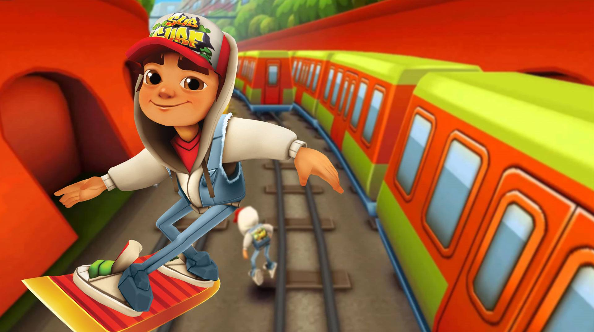 Subway Subway Surfers