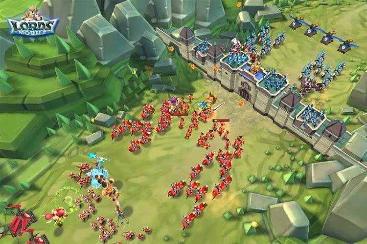 Lords Mobile İndirin ve PC'de Oynayın 7